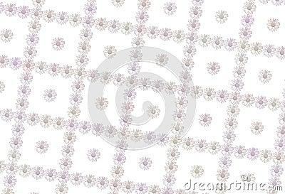 Flower cloth