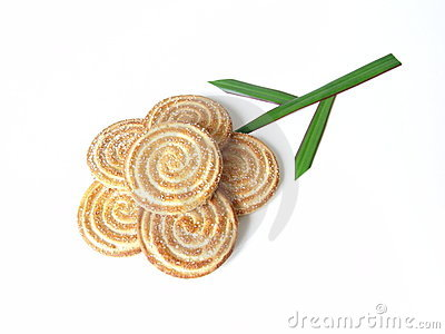 Flower-cookie