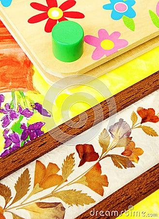 Flower craft hobby