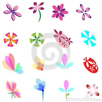 Flower Elements Design