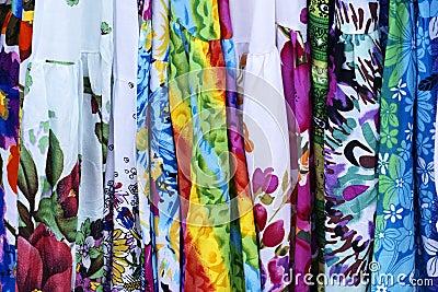 Flower fabric