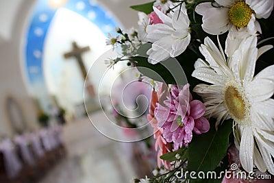 Flower foreground