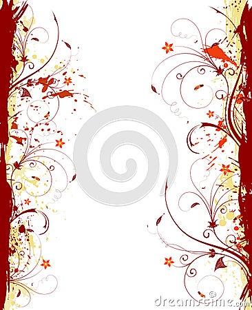 Free Flower Frame Stock Image - 2544501