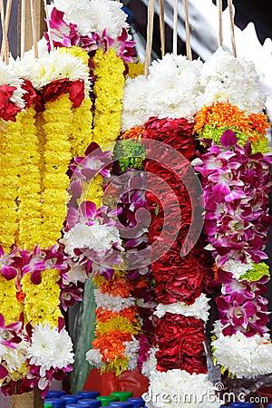 Flower Garlands or Rosaries