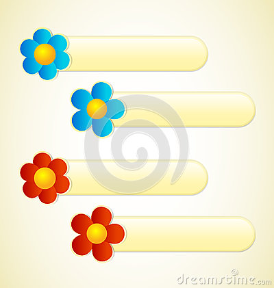 Flower Labels 01
