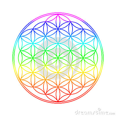 Flower Of Life Royalty Free Stock Images Image 34947889