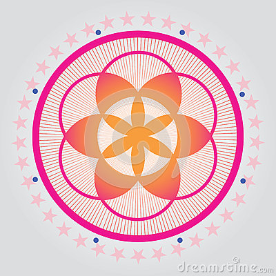 Free Flower Of Life Seed Royalty Free Stock Images - 27722859