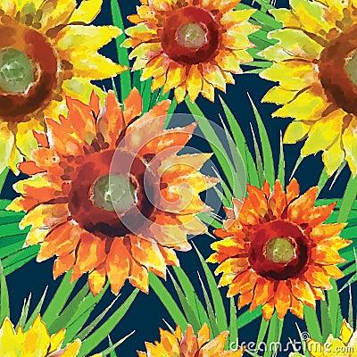 Free Flower Pattern Royalty Free Stock Image - 43533346