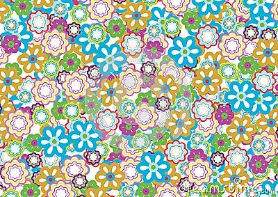 Flower pattern 5