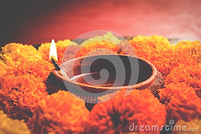 Flower Rangoli For Diwali Or Pongal Or Onam Made Using Marigold Or Zendu Flowers And Red Rose Petals Over White Background With Di Stock Photo Cartoondealer Com 99603510