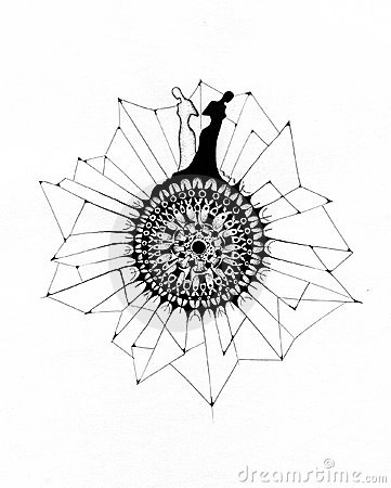 Flower of separation