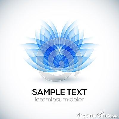 Free Flower Shape. Lotus. Stock Photo - 35693800