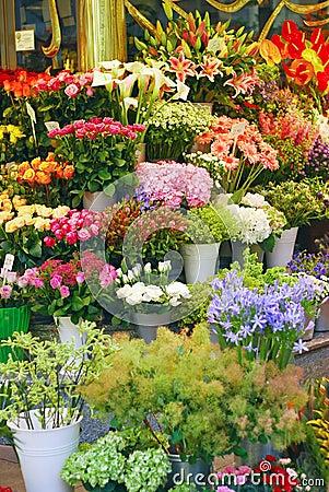 Free Flower Shop Stock Image - 20287661