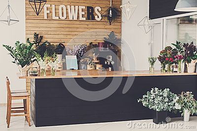 Floral design business from home