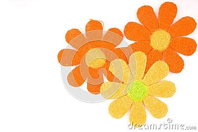 Flower spring card