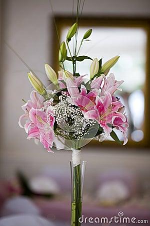 Flower table centre piece