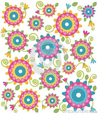 Free Flower Texture Stock Photo - 6232890