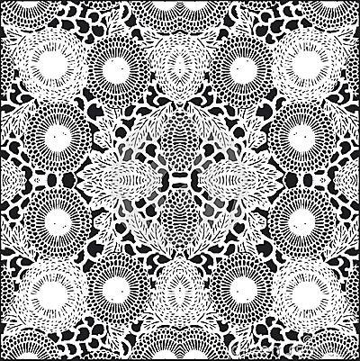 Flower texture in evolution