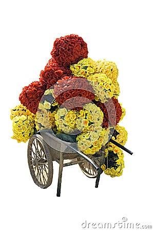 Flower trolley