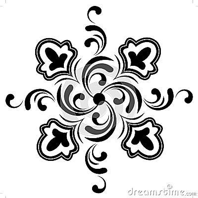 Flower whirl