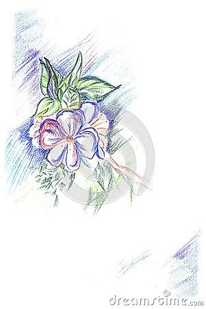 Flowering appletree