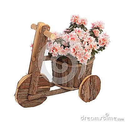Flowerpot initial