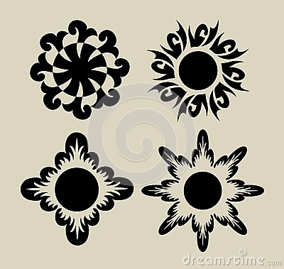 Flowers 3 (elements)