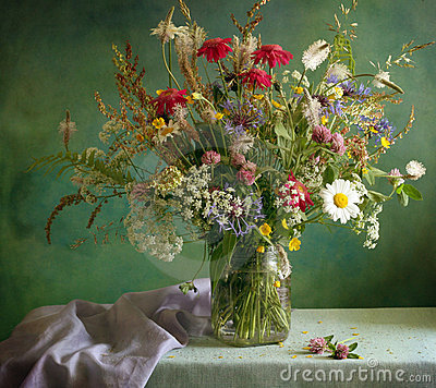 Free Flowers Bouquet Stock Photos - 14881143