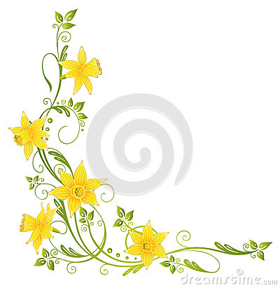 Free Flowers, Daffodils Royalty Free Stock Image - 33937516