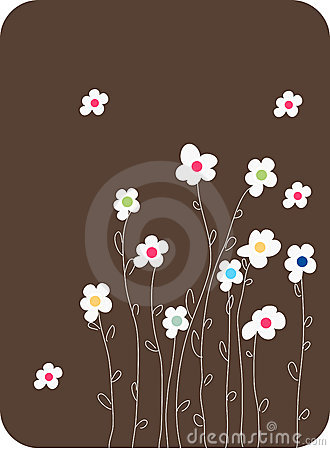 Free Flowers Frame Royalty Free Stock Images - 11615889