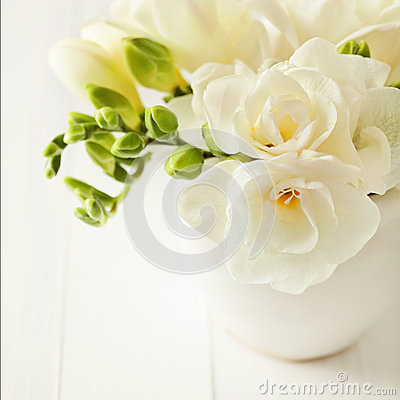Free Flowers In A Vase Stock Image - 36902811
