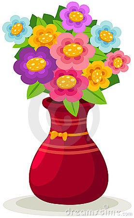 Free Flowers In Vase Stock Photography - 23227602