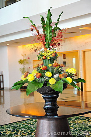 Flowers for indoor decor