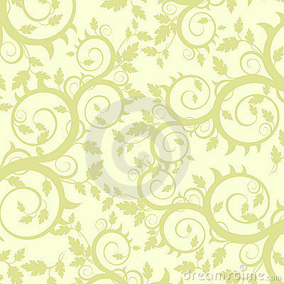 Free Flowers Ornament (wallpaper) Royalty Free Stock Images - 2378519