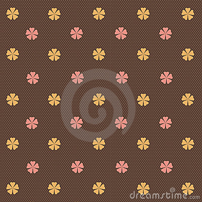 Flowers Retro Abstract Background Stock Photography - Image: 20921722