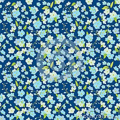 Flowers. Vector.
