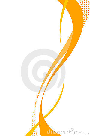 Free Flowing Swoosh Curves Royalty Free Stock Photos - 5489908