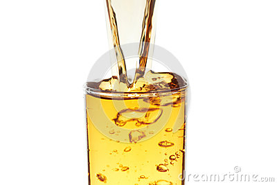 Flüssiges Getränk