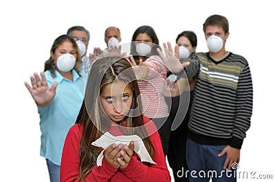 Flu danger