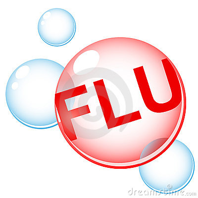 Flu infection