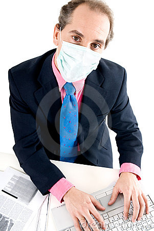 Flu prevention at work