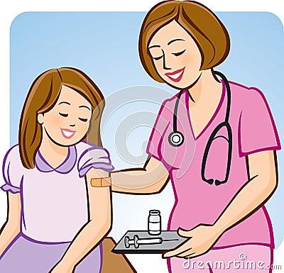Flu Shot for Kids