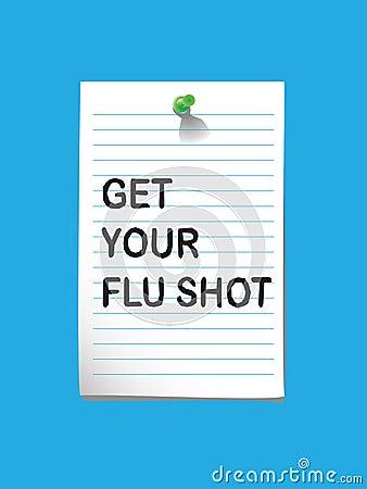 Flu shot memo3