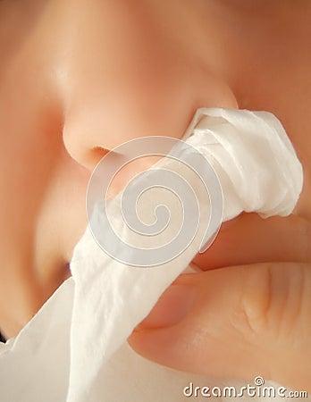 Flu sickness