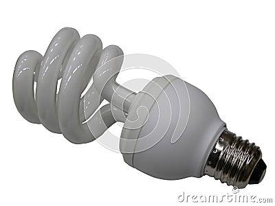 Fluerescent lamp bulb
