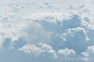Fluffy Clouds Royalty Free Stock Photography - Image: 16217967