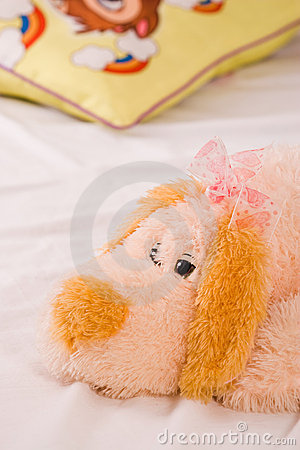 Free Fluffy Toy Stock Photo - 4126440