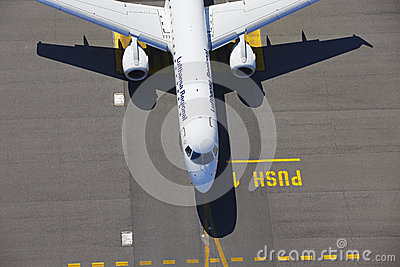 Flughafen Redaktionelles Foto