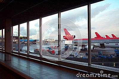 Flughafenparken