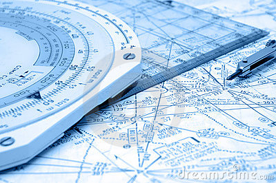 Fluglinien-Navigation